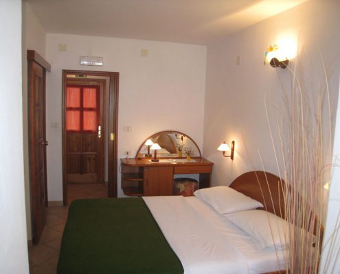 Apartma Sosič 2 - Dvoposteljna soba