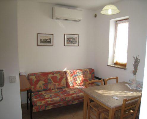 Apartma 1 Strunjan Dnevna Soba