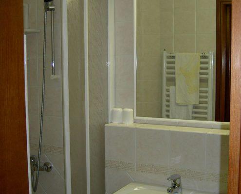 Apartma 1 Strunjan Sosič Kopalnica