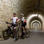 Tunel peš in kolesarska pot
