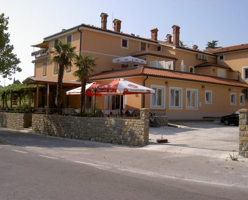 Hiša Sosič – gostilna pri Ani