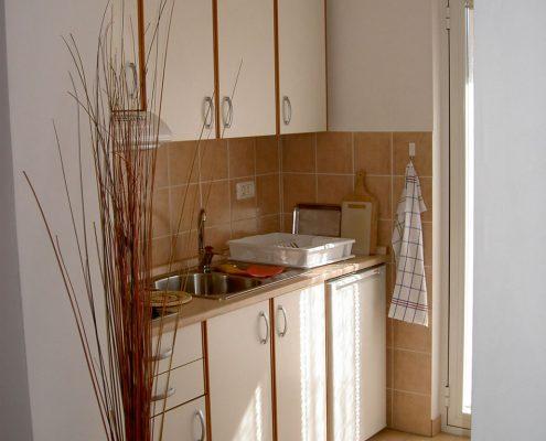 Apartma Sosič 2 - Kuhinja