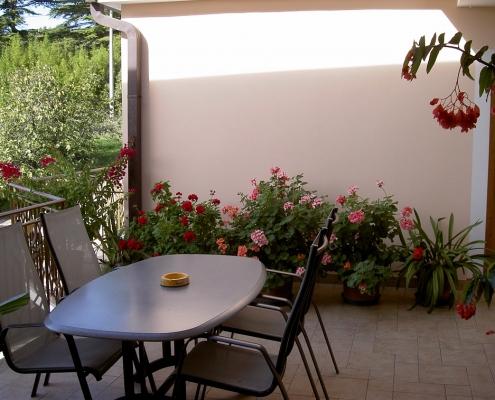 Skupni balkon